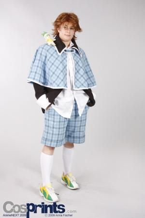 Kukai Souma from Shugo Chara! (Worn by Ara-Chan)