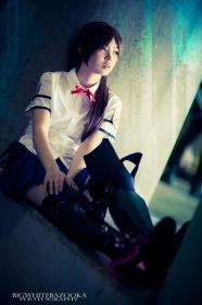 Ayase Shinomiya from Guilty Crown worn by MERODii