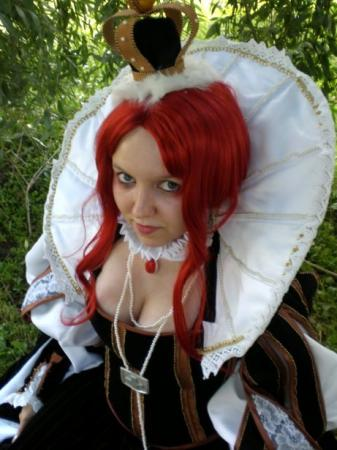Esther Blanchett from Trinity Blood worn by Iris