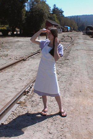 Trisha Elric from Fullmetal Alchemist worn by Katsumiyo