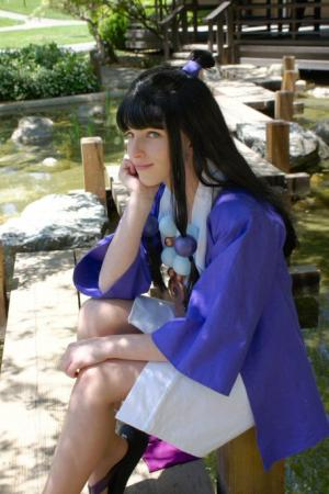 Maya Fey from Phoenix Wright: Trials and Tribulations worn by Katsumiyo