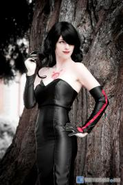 Lust from Fullmetal Alchemist worn by Katsumiyo