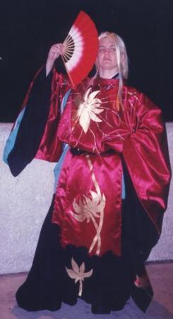 Akuramu from Harukanaru Toki no Naka de
