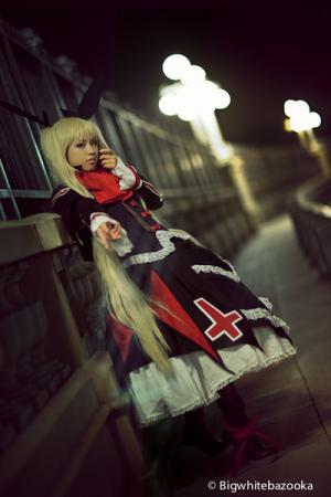 Rachel Alucard from BlazBlue: Calamity Trigger worn by Itsuka