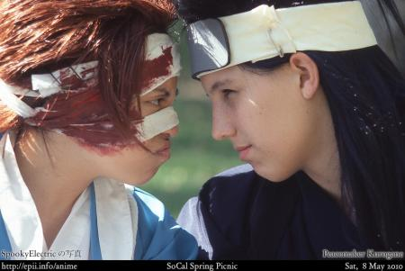 Tetsunosuke Ichimura from Peacemaker Kurogane (Worn by Itsuka)