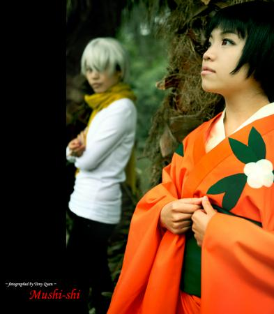 Renzu from Mushishi worn by Itsuka