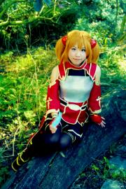 Silica from Sword Art Online worn by Itsuka