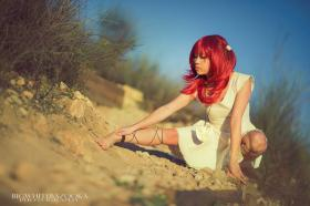 Morgiana from Magi Labyrinth of Magic worn by Itsuka