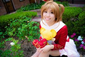 Sakura Kinomoto from Card Captor Sakura worn by Itsuka