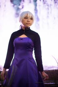 Yin from Darker than BLACK by Itsuka