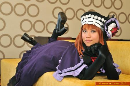 Eva-Beatrice from Umineko no Naku Koro ni worn by Itsuka