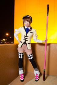 Leia Rolando from Tales of Xillia 2