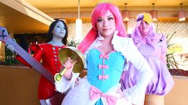 Princess Bubblegum from Adventure Time with Finn and Jake worn by Itsuka