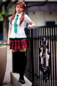 Mari Illustrious Makinami from Neon Genesis Evangelion worn by Itsuka