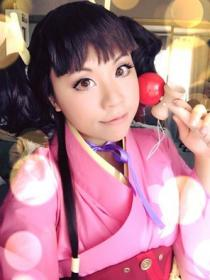 Mumei from Koutetsujou no Kabaneri worn by Itsuka