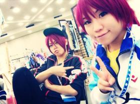 Gou Matsuoka from Free! - Iwatobi Swim Club worn by Itsuka