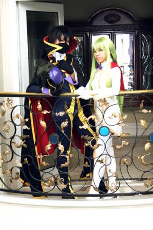 C.C. from Code Geass worn by Itsuka