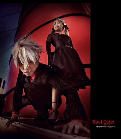 Maka Albarn from Soul Eater worn by Itsuka