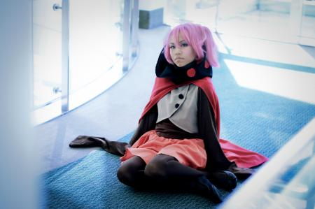 Charlotte from Madoka Magica worn by Itsuka