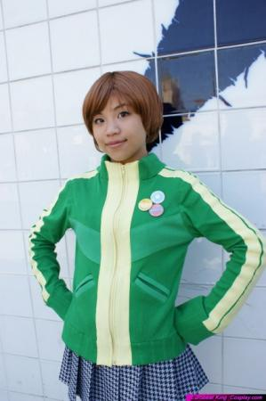 Chie Satonaka from Persona 4 worn by Itsuka