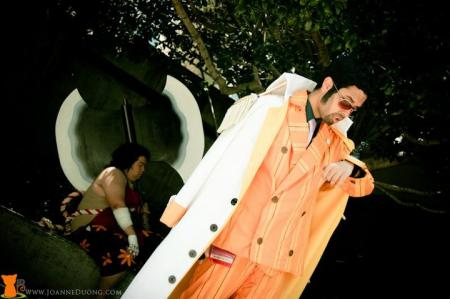 Kizaru from One Piece