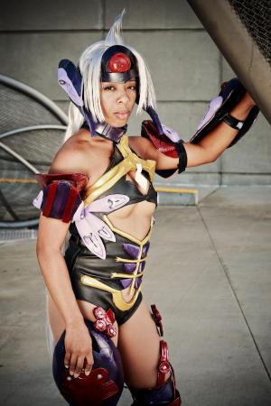 T-Elos from Xenosaga Episode III: Also sprach Zarathustra
