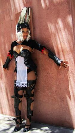 Fran from Final Fantasy XII worn by JouninK