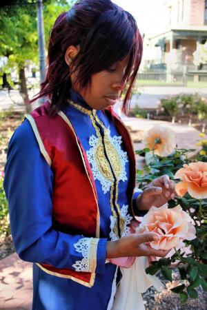 Prince Soma Asman Kadar from Black Butler worn by JouninK