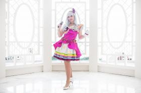 Takane Shijou from iDOLM@STER worn by Jillian Lynn