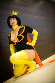 Dr. Mrs. The Monarch from Venture Bros. worn by Jillian Lynn