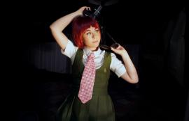 Mahiru Koizumi  from Super Dangan Ronpa 2 worn by Lowen
