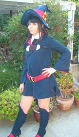 Akko Kagari from Little Witch Academia worn by Lowen