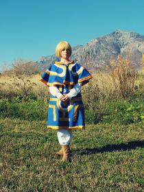 Kurapika from Hunter X Hunter worn by Lowen