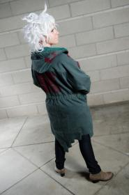 Nagito Komaeda from Super Dangan Ronpa 2