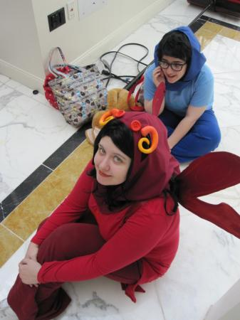 Aradia Megido from MS Paint Adventures / Homestuck worn by Yasha Hikari