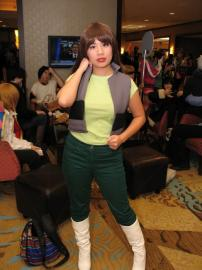 Julie Kane from Motorcity worn by Adora