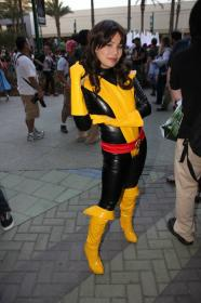 Shadowcat from X-Men by Adora