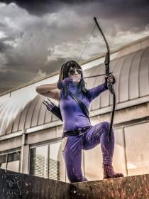 Hawkeye / Kate Bishop from Marvel Comics by Adora