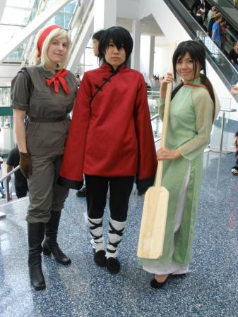 Vietnam from Axis Powers Hetalia worn by Adora