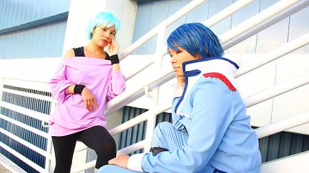 Four Murasame from Mobile Suit Zeta Gundam worn by Adora