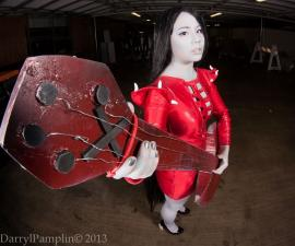 Marceline the Vampire Queen from Adventure Time with Finn & Jake worn by Adora