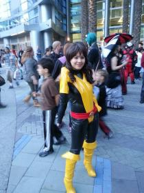 Shadowcat from X-Men worn by Adora