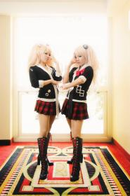Junko Enoshima from Dangan Ronpa worn by Adora