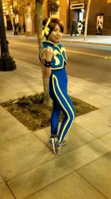 Chun Li from Street Fighter Alpha worn by Adora