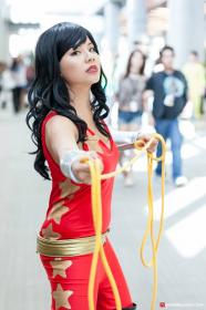 Donna Troy from DC Comics worn by Adora