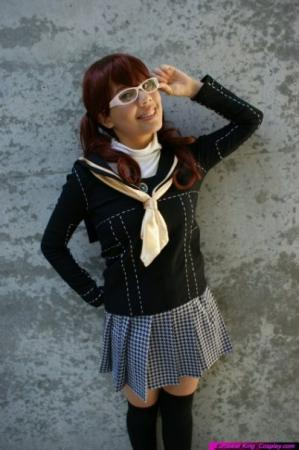 Rise Kujikawa from Persona 4 worn by Adora