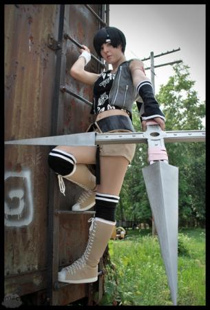 Yuffie Kisaragi from Final Fantasy VII: Advent Children worn by Sirene
