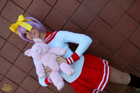 Tsukasa Hiiragi from Lucky Star worn by Sirene