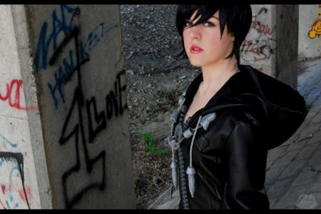 Xion from Kingdom Hearts 358/2 Days worn by Sirene