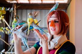 Medli from Legend of Zelda: The Wind Waker worn by Sirene